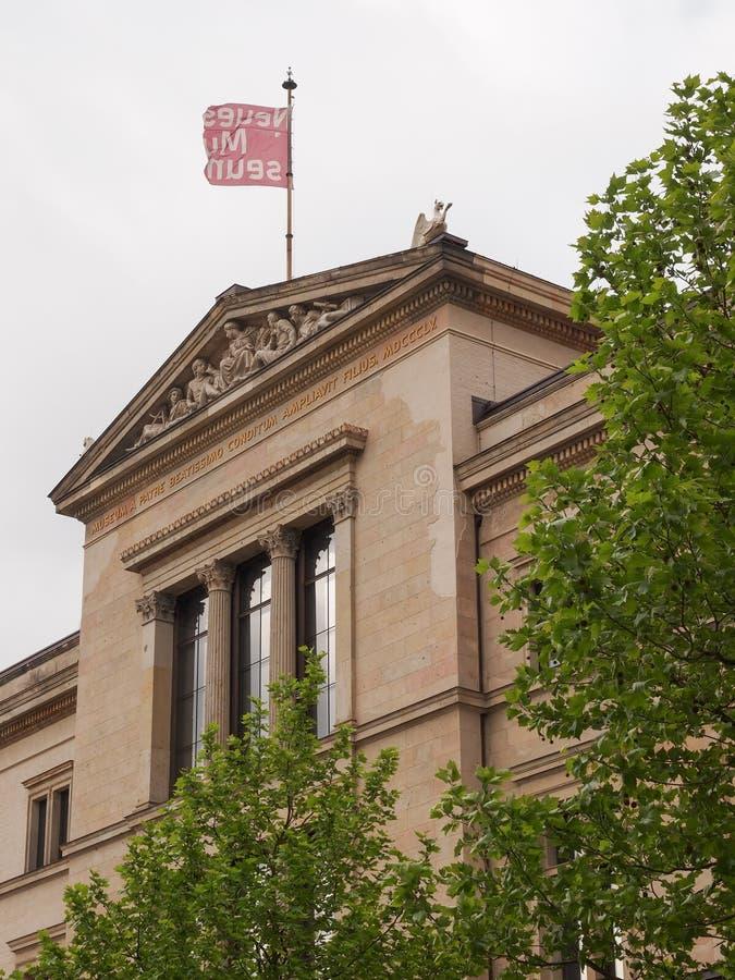 Museo de Neues imagen de archivo