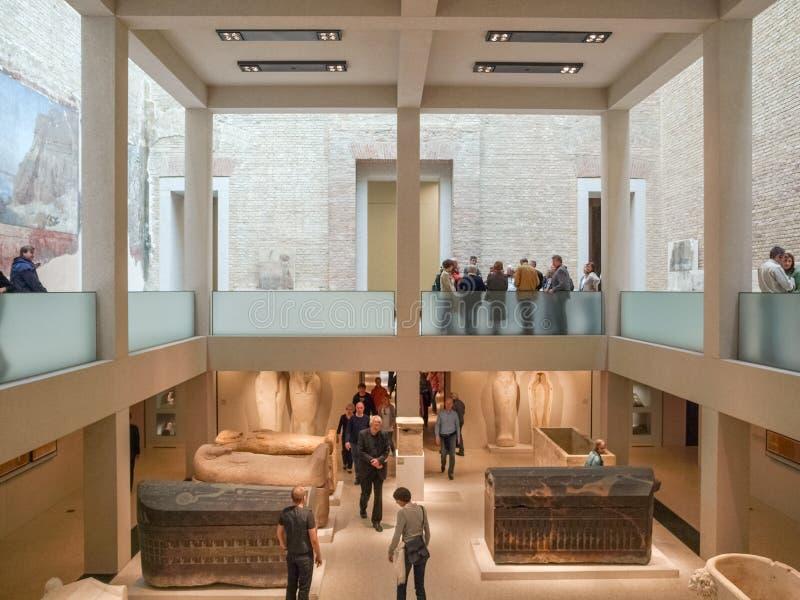 Museo de Neues en Berlín foto de archivo libre de regalías