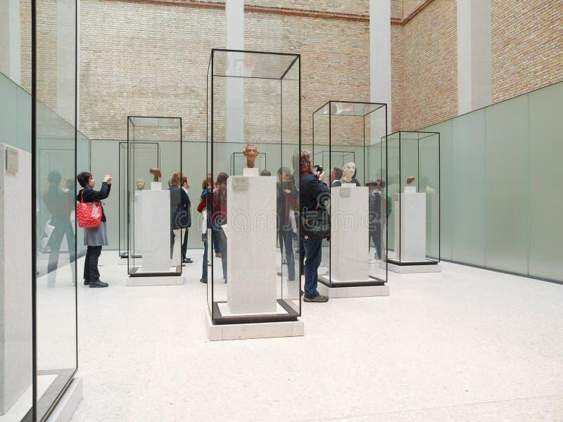 Museo de Neues en Berlín imagen de archivo