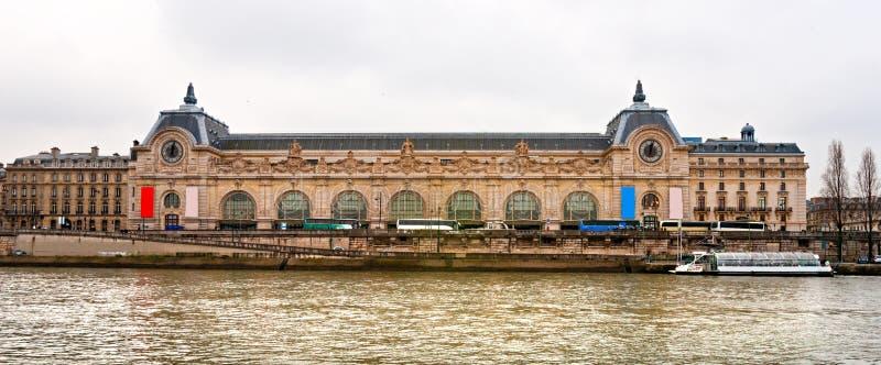 Museo de Orsay, París. fotografía de archivo libre de regalías