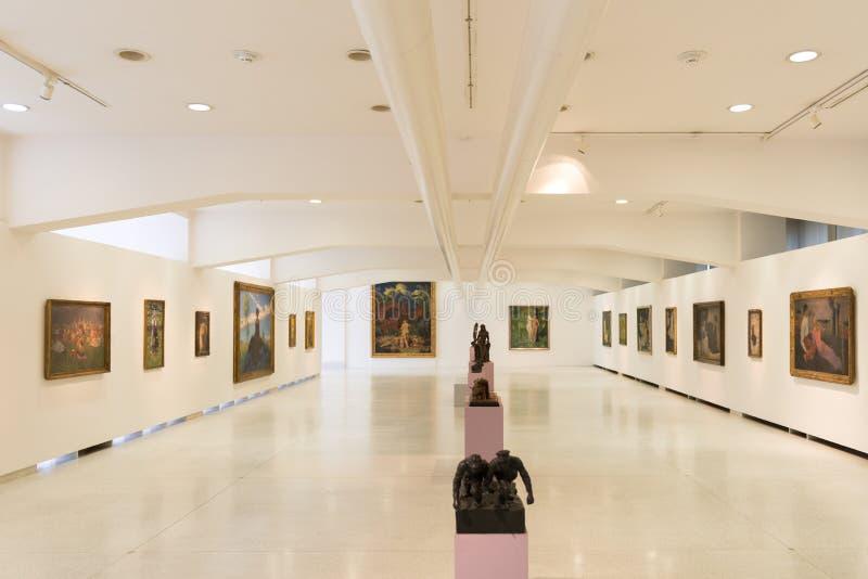 Museo de Praga imágenes de archivo libres de regalías