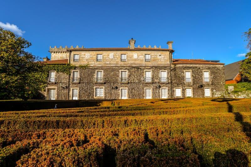 Museo DE Quinones DE Leon - Vigo royalty-vrije stock fotografie