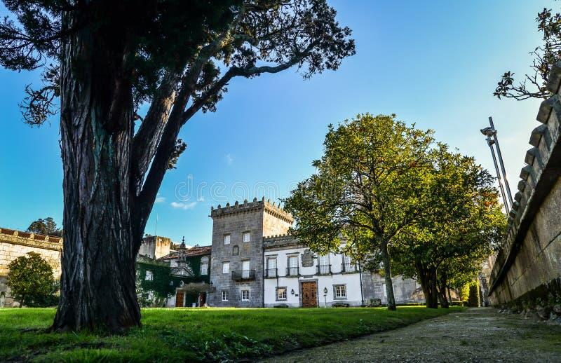 Museo DE Quinones DE Leon - Vigo stock foto