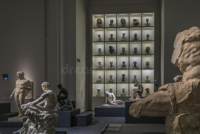 Museo de SAN Gregorio του Βαγιαδολίδ στοκ φωτογραφία με δικαίωμα ελεύθερης χρήσης