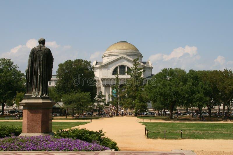 Museo de Smithsonian fotos de archivo