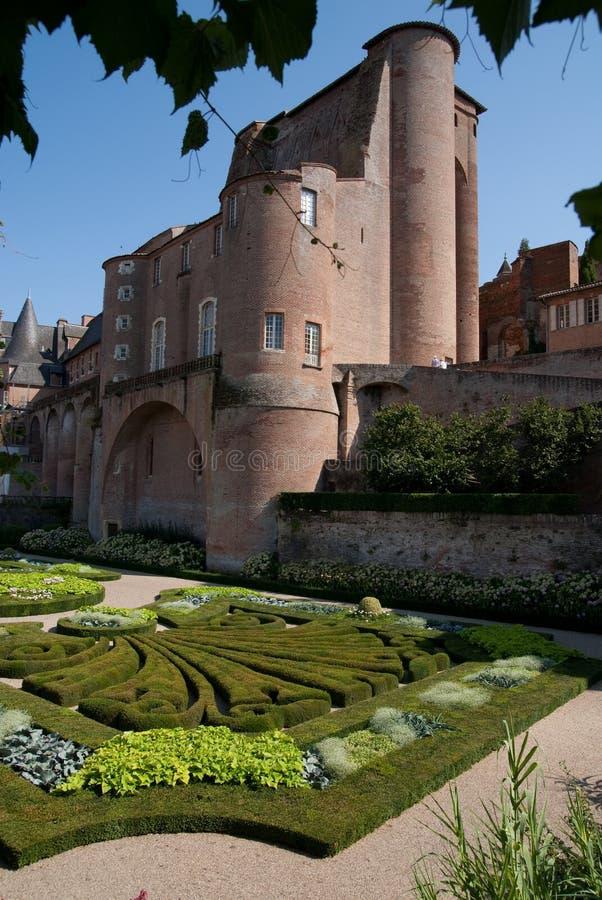Museo de Toulouse-Lautrec fotografía de archivo libre de regalías