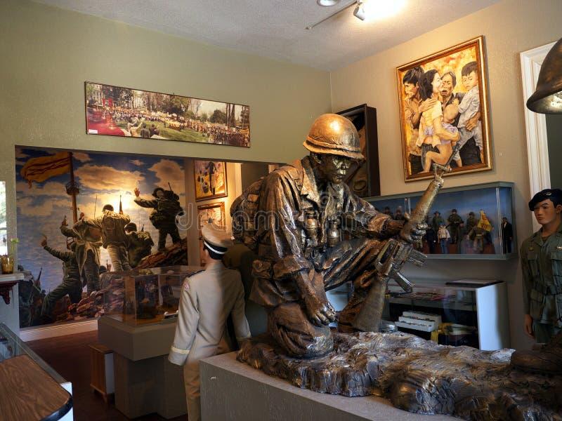 Museo de Viet en el parque San Jose de Kelly imágenes de archivo libres de regalías