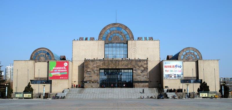 Museo de Zibo imagenes de archivo