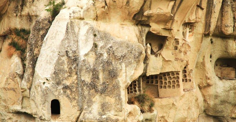 Museo del aire abierto del greme de Turquía imagen de archivo libre de regalías