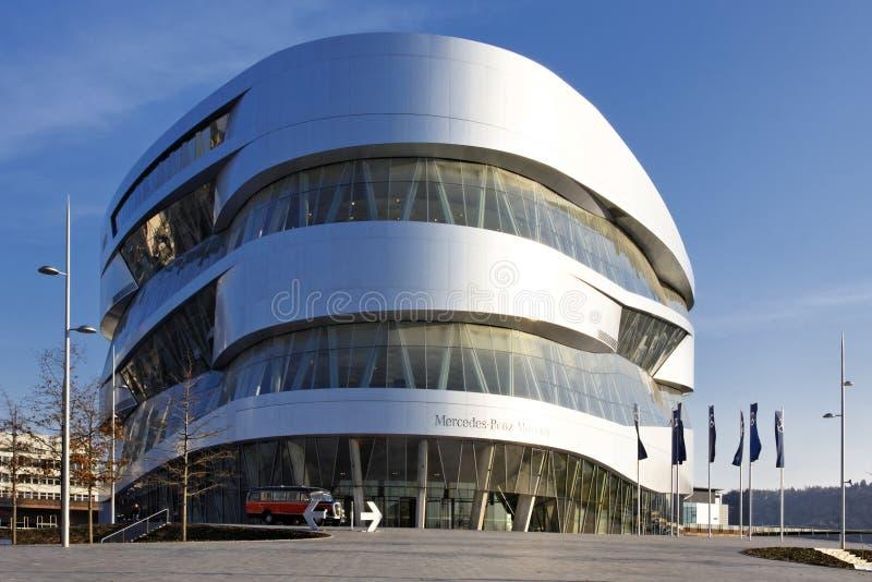 Museo del benz di Mercedes fotografie stock libere da diritti