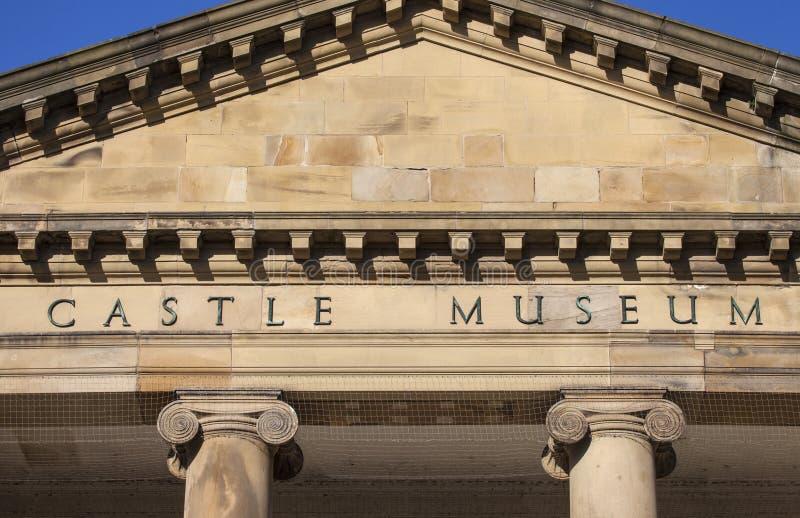 Museo del castillo de York fotos de archivo libres de regalías