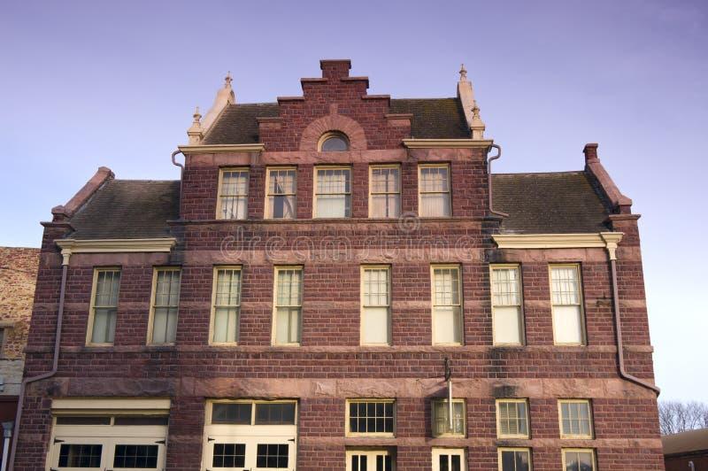 Museo Del Condado De Pipestone Fotografía de archivo libre de regalías