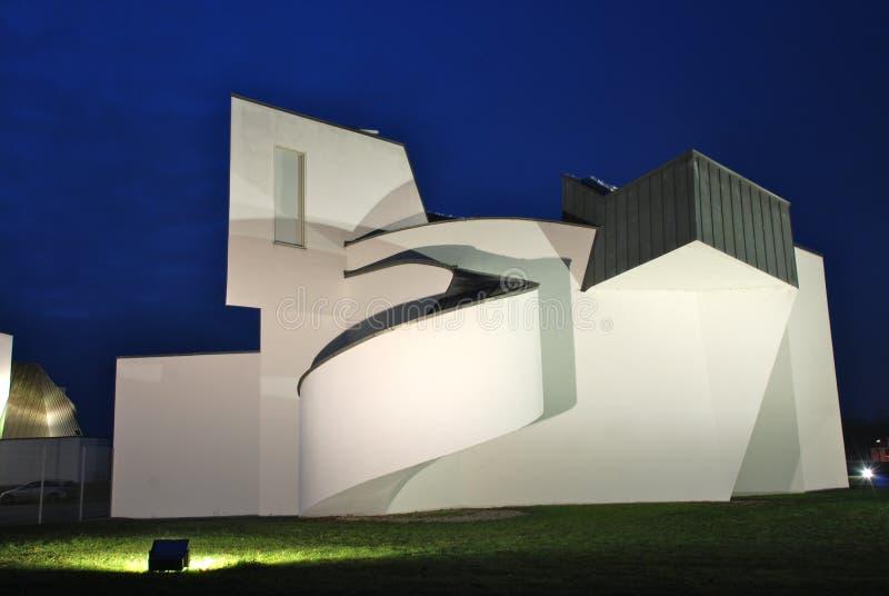 Museo del diseño de Vitra de Frank Gehry imagen de archivo libre de regalías