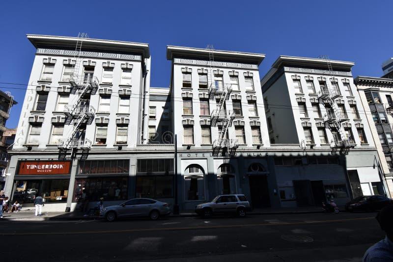Museo del filetto del ` s di San Francisco, 1 fotografie stock libere da diritti