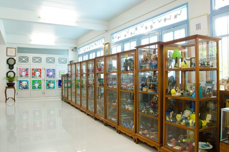 Museo del giocattolo fotografie stock