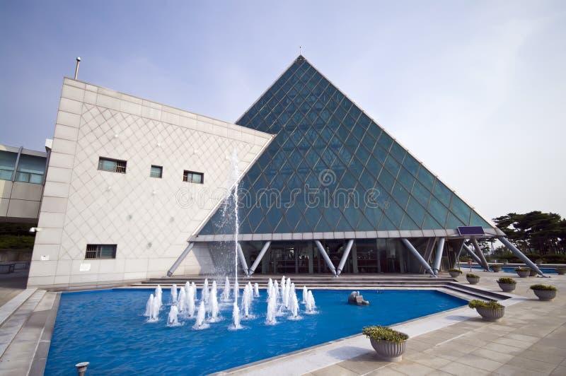 Museo del gioiello a Iksan fotografia stock libera da diritti