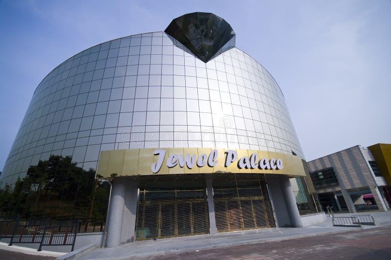Museo del gioiello a Iksan immagini stock
