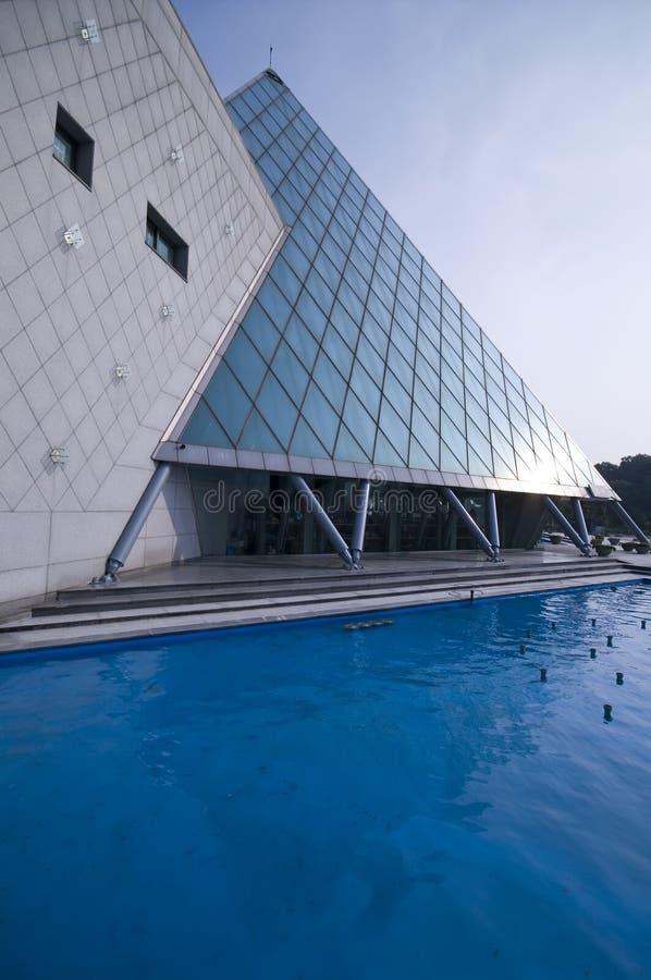 Museo del gioiello a Iksan immagine stock libera da diritti