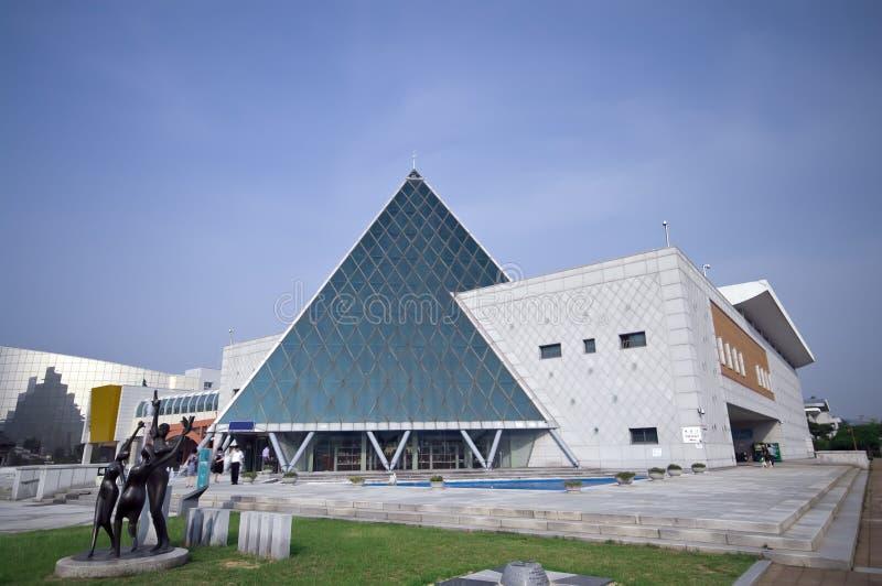 Museo del gioiello, il Sud Corea fotografia stock libera da diritti