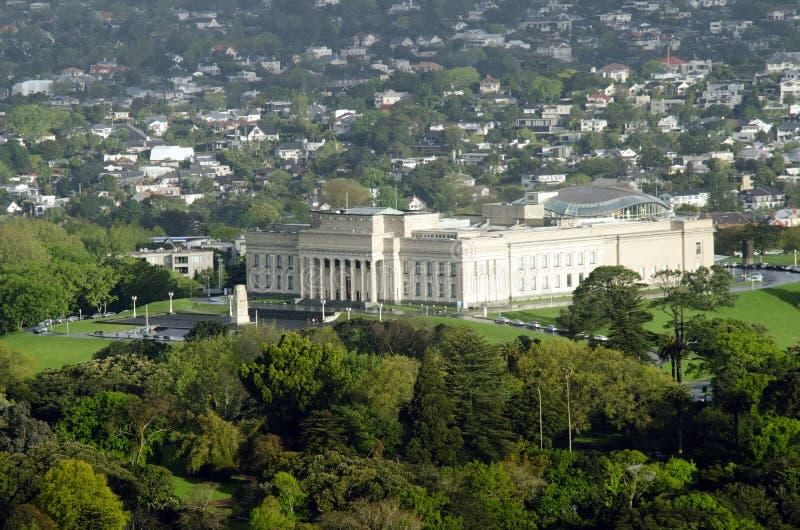 Museo del memoriale di guerra di Auckland a Auckland NZ fotografia stock