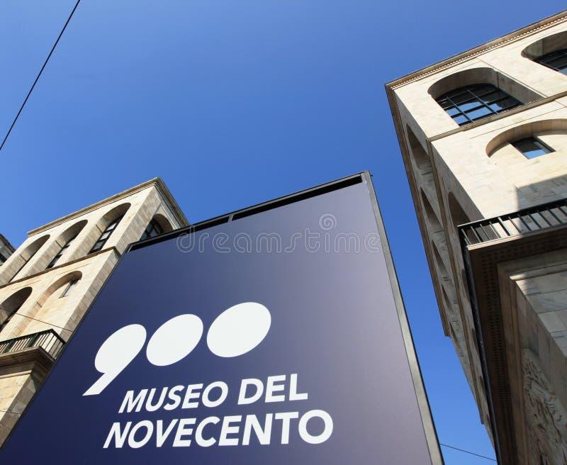 Download Museo del Novecento editorial photo. Image of picasso - 18492466