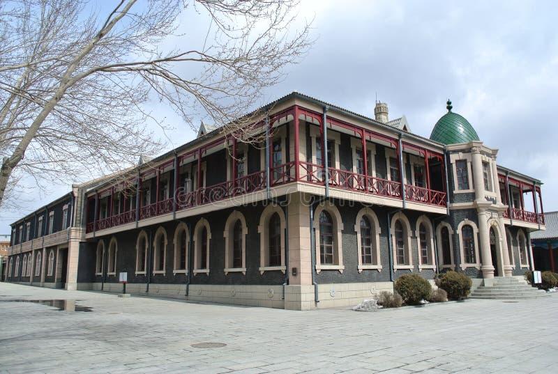 Museo del palacio imperial del Sta Manchu fotos de archivo