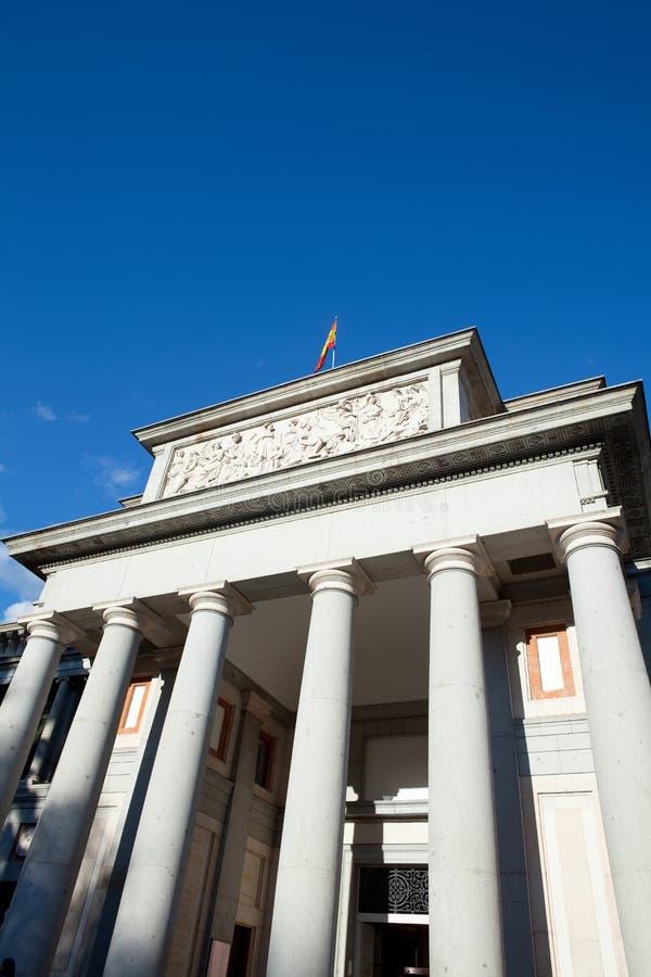 Museo Del Prado Royalty Free Stock Images