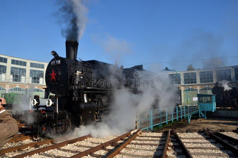 Download Museo del tren foto de archivo. Imagen de budapest, humo - 42435594