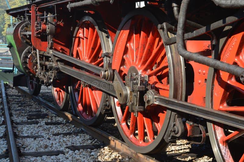 Download Museo del tren foto de archivo. Imagen de neumático, alimentador - 42435658