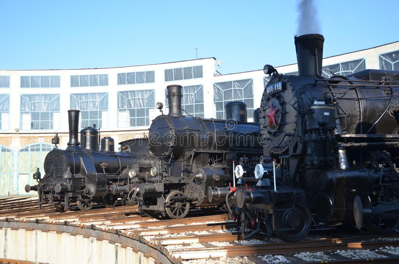 Download Museo del tren fotografía editorial. Imagen de europa - 42435697