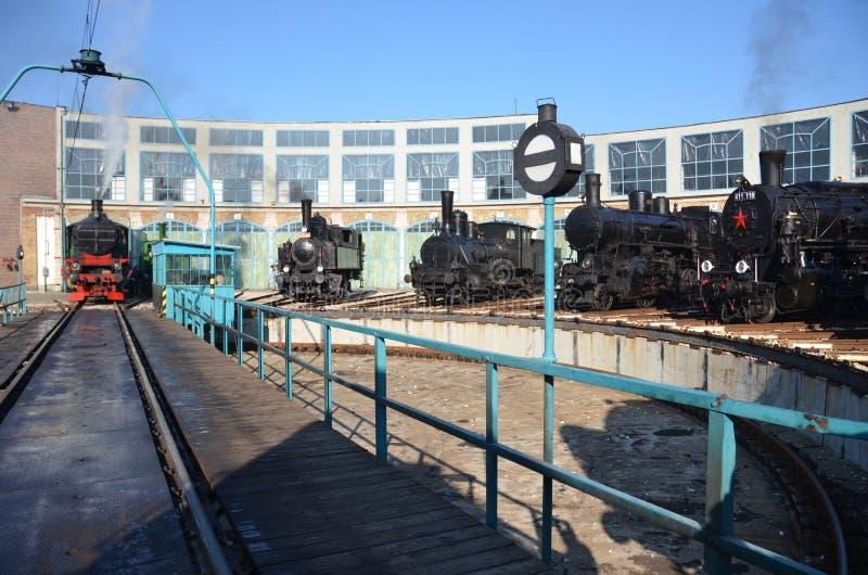 Download Museo del tren imagen editorial. Imagen de holiday, budapest - 42435750