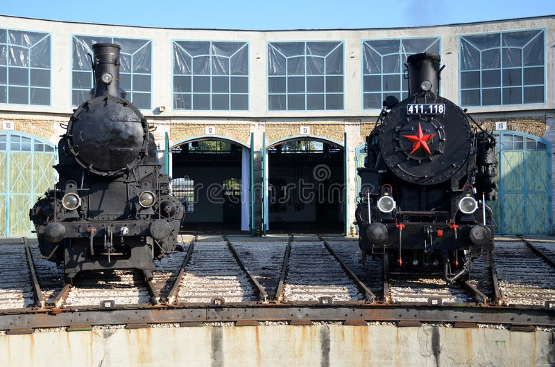 Download Museo del tren imagen de archivo editorial. Imagen de visiting - 42435759