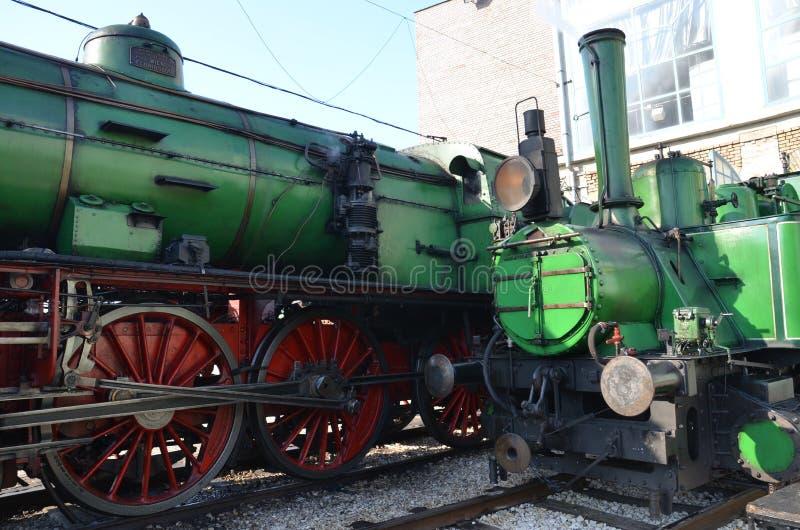 Download Museo del tren imagen editorial. Imagen de fotos, locomotora - 42435765