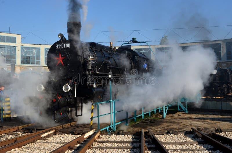 Download Museo del tren imagen de archivo editorial. Imagen de humo - 42435804