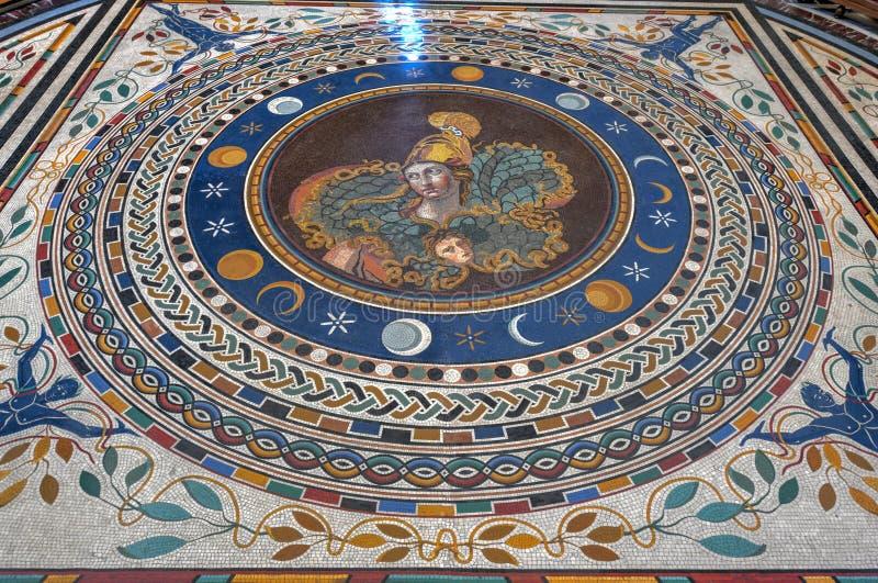 Museo del Vaticano - Ciudad del Vaticano foto de archivo