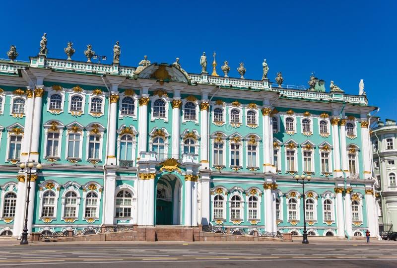 Museo dell'Ermitage immagini stock