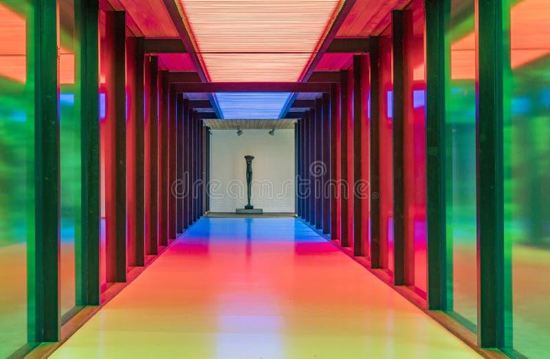 Museo della Luisiana di Art Denmark moderno fotografie stock
