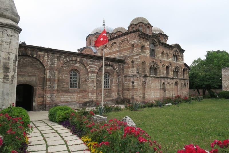 Museo della moschea di Fathiye Camii a Costantinopoli, Turchia immagine stock