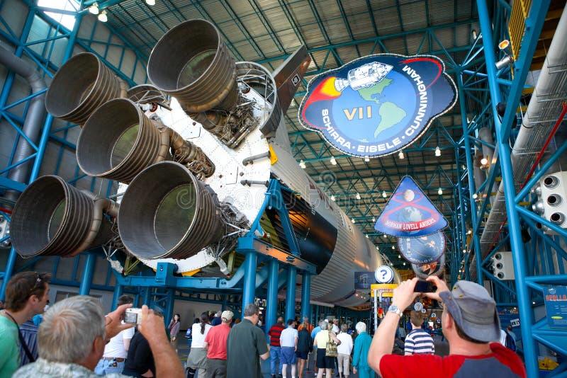 Museo della NASA immagini stock
