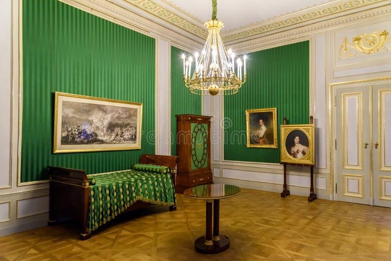 Museo di Albertina a Vienna fotografia stock