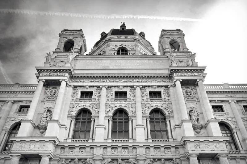 Museo di Art History fotografia stock libera da diritti