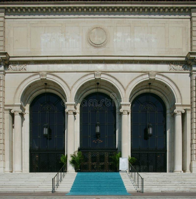 Museo di Arte fotografia stock