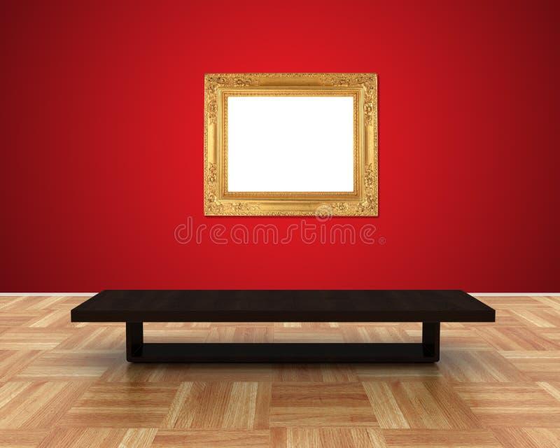 Museo di Arte fotografie stock