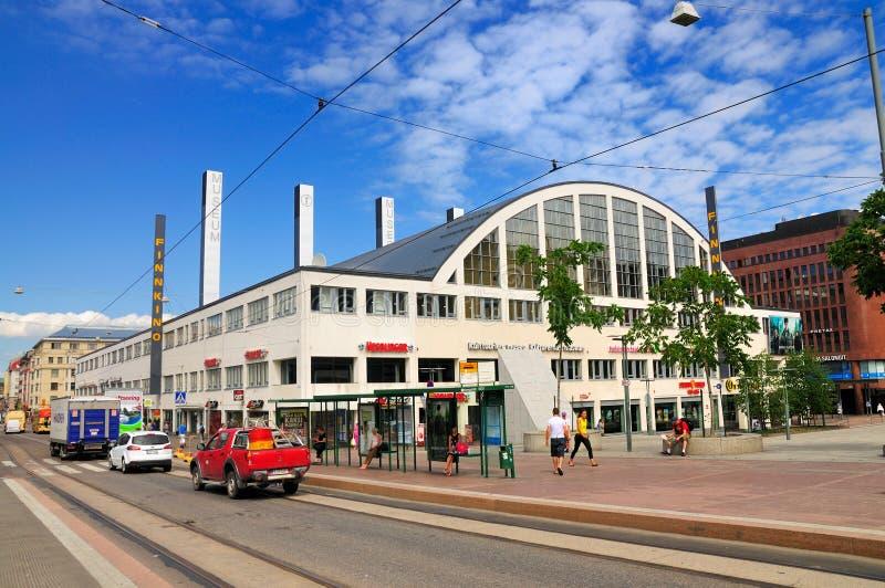 Museo di Arte della città di Helsinki fotografia stock