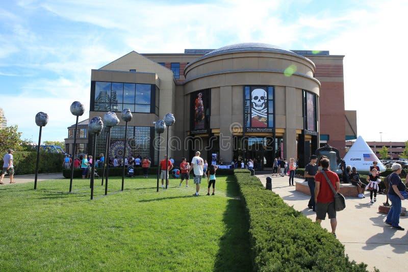 Museo di Arte di Grand Rapids immagine stock libera da diritti