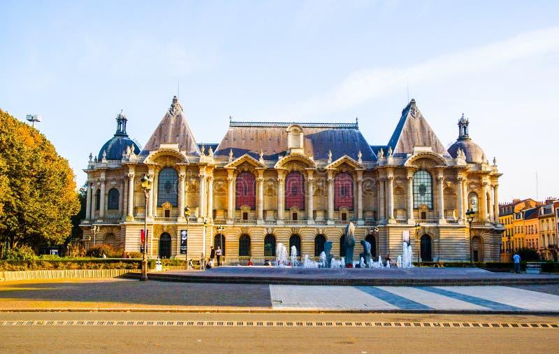 Museo di arte di Lille fotografia stock