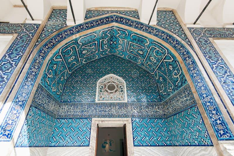 Museo di arte islamica fotografie stock