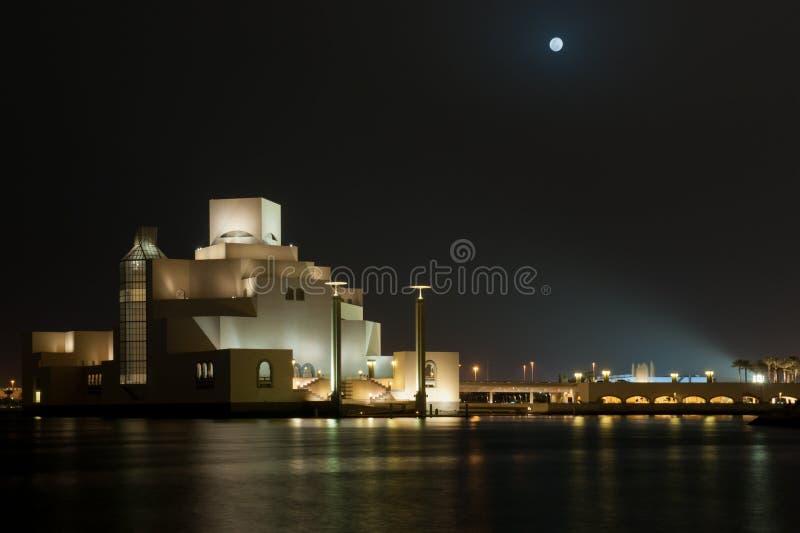 Museo di arte islamica immagini stock