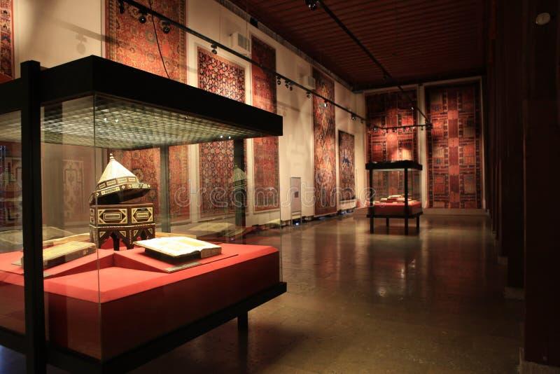 Museo di Arte islamico fotografie stock