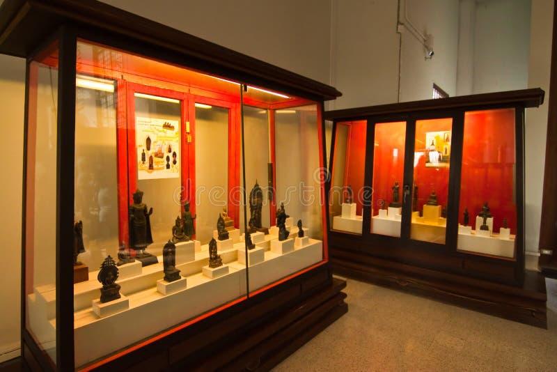 Museo di buddismo fotografia stock